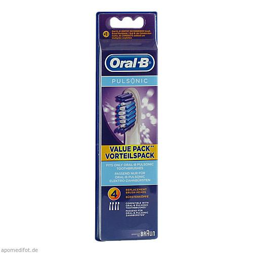 Oral-B Aufsteckbürsten Pulsonic, 4 ST, Procter & Gamble GmbH