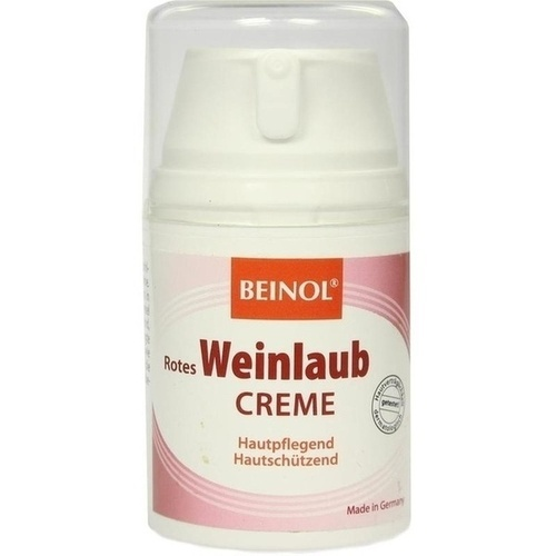 Rotes Weinlaub-Creme, 50 ML, Bio-Diaet-Berlin GmbH