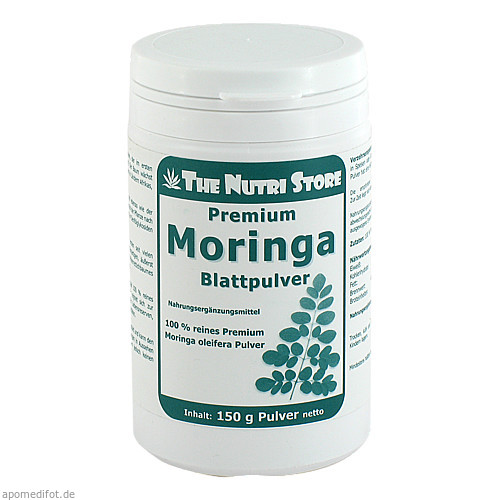 Moringa oleifeira, 150 G, Hirundo Products