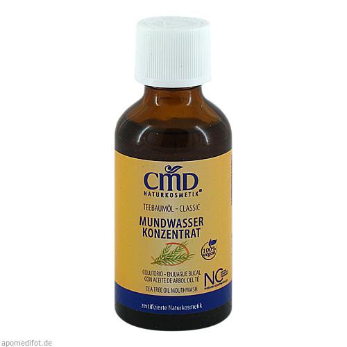 Teebaumöl Mundwasser CMD, 50 ML, Axisis GmbH