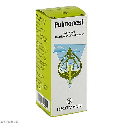 PULMONEST, 50 ML, Nestmann Pharma GmbH
