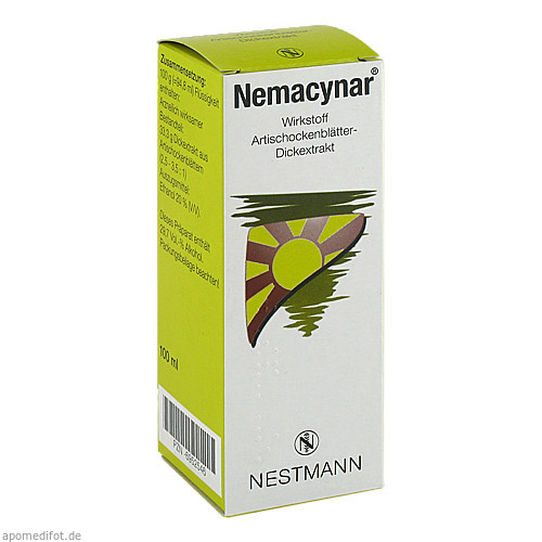 NEMACYNAR NESTMANN TROPFEN, 100 ML, Nestmann Pharma GmbH