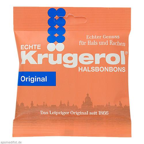 Krügerol Halsbonbons, 50 G, Dr. C. Soldan GmbH