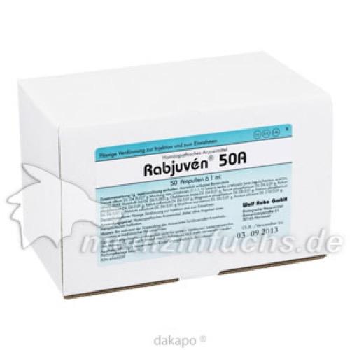 Rabjuven 50A, 50 ST, Adjupharm GmbH