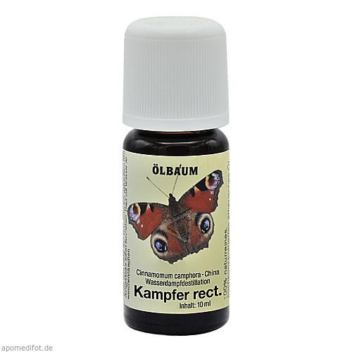 KAMPFER REKT OEL, 10 ML, Asav Apoth.Serv.Arzneim.Vertr. GmbH