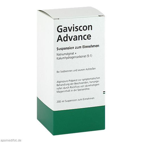 Gaviscon Advance, 200 ML, Eurimpharm Arzneimittel GmbH