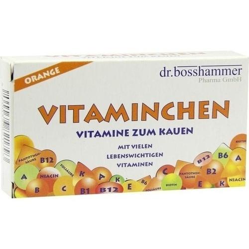 Vitaminchen Orange, 2X10 ST, Dr.Bosshammer Pharma GmbH