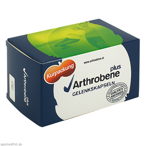 ARTHROBENE Plus Gelenkskapseln, 120 ST, Natural Products & Drugs GmbH