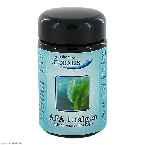 AFA ALGEN 100% Premium Presslinge Violettglas, 250 ST, Globalis - Oase der Natur