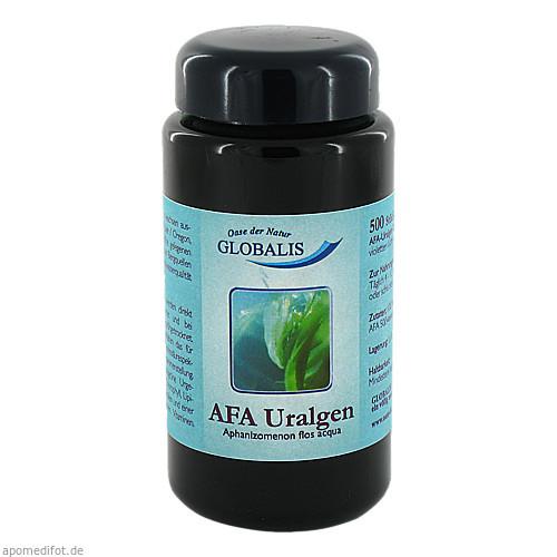 AFA ALGEN 100% Premium Presslinge, 500 ST, Globalis - Oase der Natur