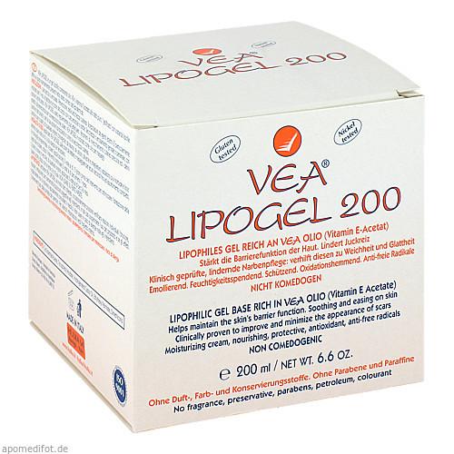 VEA Lipogel 200, 200 ML, Hulka S.R.L.