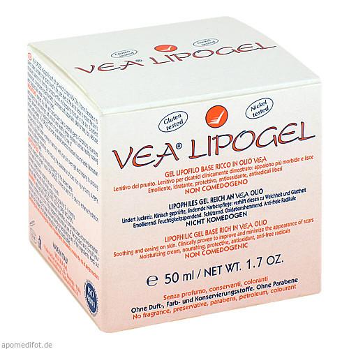 VEA Lipogel, 50 ML, Hulka S.R.L.
