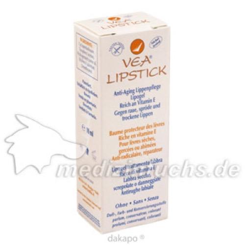 VEA Lipstick, 10 ML, Hulka S.R.L.