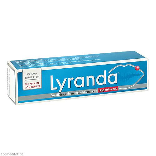 Lyranda, 15 ST, Weber & Weber GmbH & Co. KG