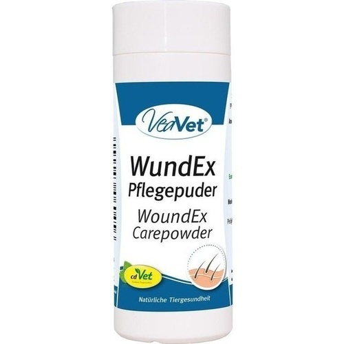 WundEx Pflegepuder vet, 70 G, cd Vet Naturprodukte GmbH