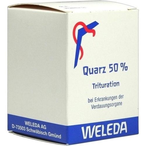 Quarz 50%, 50 G, Weleda AG