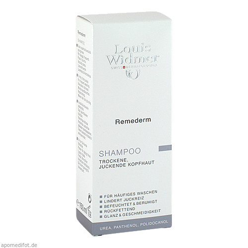 Widmer Remederm Shampoo leicht parfümiert, 150 ML, Louis Widmer GmbH