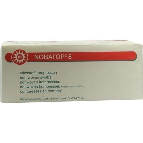 NOBATOP 8 7.5X7.5CM, 200 ST, Nobamed Paul Danz AG