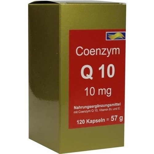 COENZYM Q10 Kapseln, 120 ST, Aartimed Ltd.