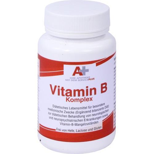 Vitamin B Komplex Aplus, 60 ST, A-Plus Service GmbH
