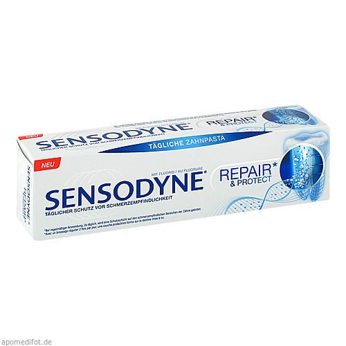 SENSODYNE Repair & Protect Zahnpasta, 75 ML, GlaxoSmithKline Consumer Healthcare