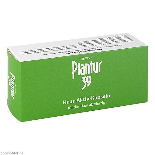 Plantur 39 Haar-Aktiv-Kapseln, 60 ST, Dr. Kurt Wolff GmbH & Co. KG