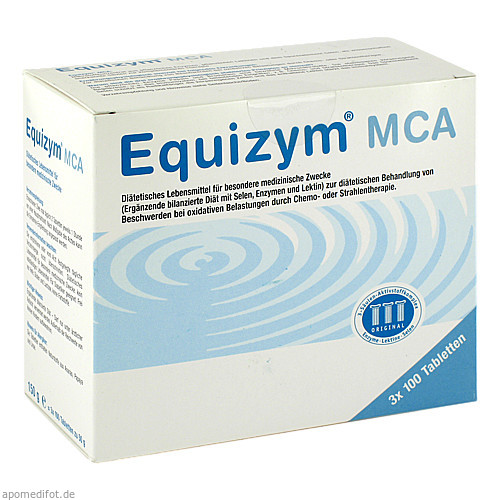 Equizym MCA, 300 ST, Kyberg experts GmbH