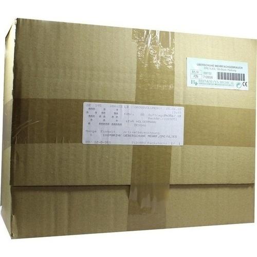 Überschuhe mehrfachgebrauch CPE/Vlies, 100 ST, Brinkmann Medical Ein Unternehmen der Dr. Junghans Medical GmbH