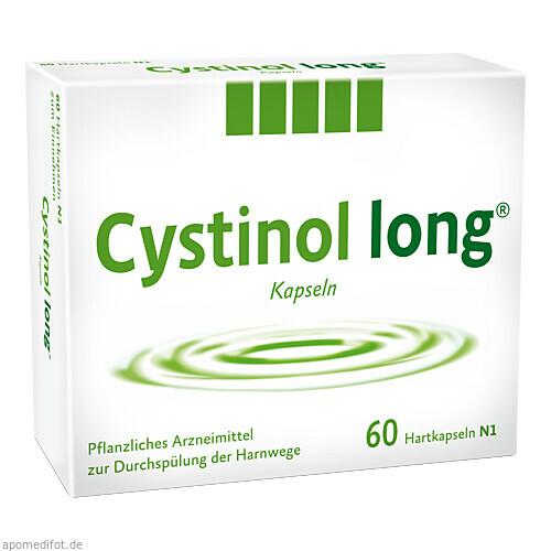 Cystinol long Kapseln, 60 ST, Schaper & Brümmer GmbH & Co. KG