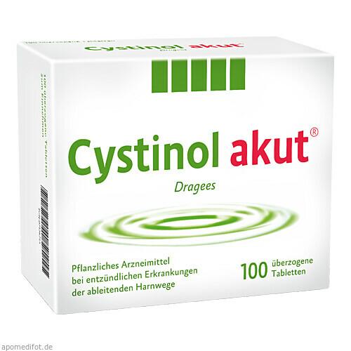 Cystinol akut Dragees, 100 ST, Schaper & Brümmer GmbH & Co. KG