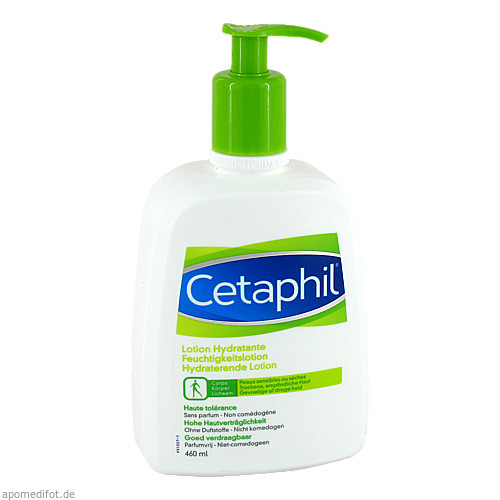 Cetaphil Lotion, 460 ML, Galderma Laboratorium GmbH