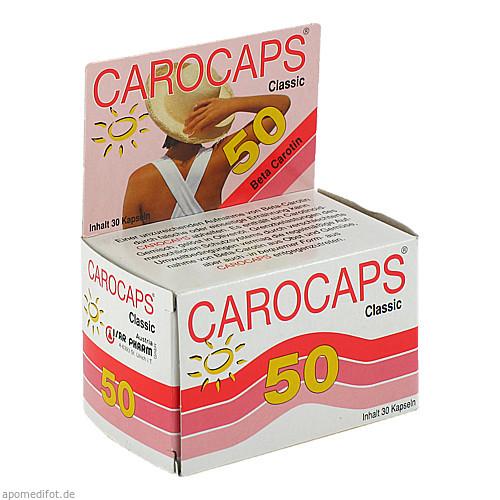 CAROCAPS, 30 ST, Isar Pharm Austria Vertriebsges.Mbh