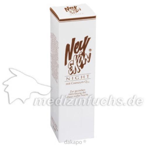 NEYSKIN NIGHT M COENZYM Q, 50 ML, Regena Ney Cosmetic Dr. Theurer GmbH & Co. KG
