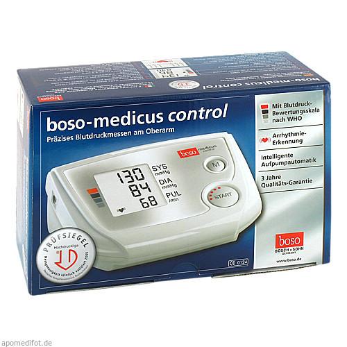 BOSO medicus control Universalmanschette, 1 ST, Bosch + Sohn GmbH & Co.