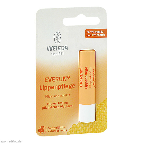 WELEDA EVERON LIPPENPFLEGE, 4.8 G, Weleda AG