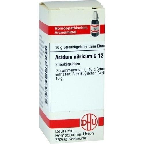 ACIDUM NITR C12, 10 G, Dhu-Arzneimittel GmbH & Co. KG