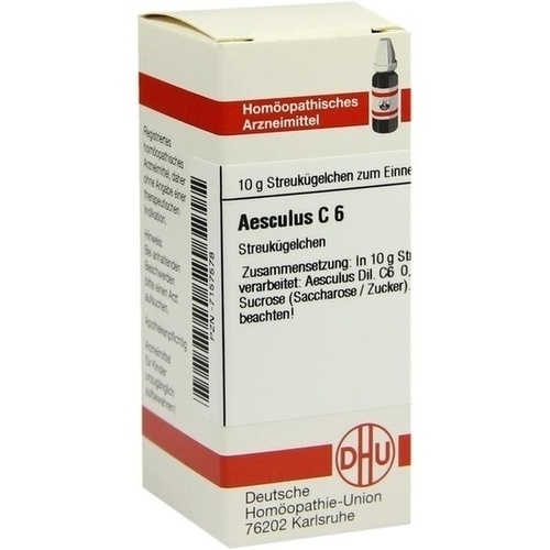 AESCULUS C 6, 10 G, Dhu-Arzneimittel GmbH & Co. KG