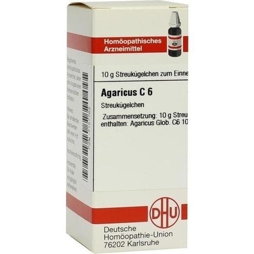 AGARICUS C 6, 10 G, Dhu-Arzneimittel GmbH & Co. KG