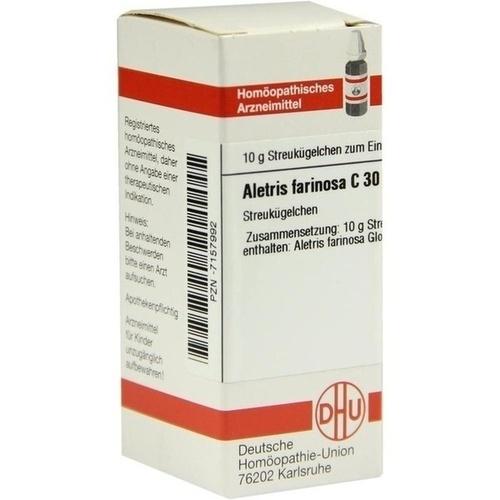 ALETRIS FARINOSA C30, 10 G, Dhu-Arzneimittel GmbH & Co. KG