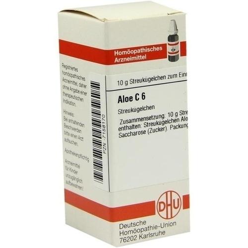 ALOE C 6, 10 G, Dhu-Arzneimittel GmbH & Co. KG