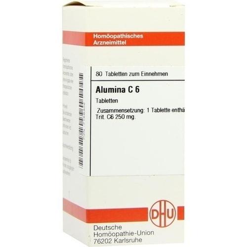 ALUMINA C 6, 80 ST, Dhu-Arzneimittel GmbH & Co. KG