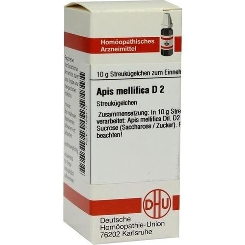 APIS MELLIFICA D 2, 10 G, Dhu-Arzneimittel GmbH & Co. KG