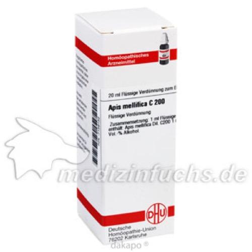 APIS MELLIFICA C200, 20 ML, Dhu-Arzneimittel GmbH & Co. KG