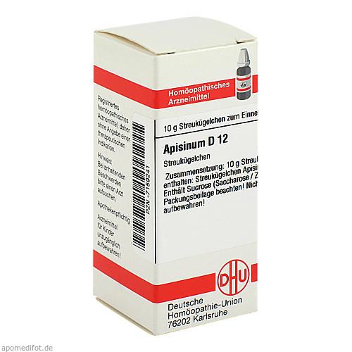 APISINUM D12, 10 G, Dhu-Arzneimittel GmbH & Co. KG