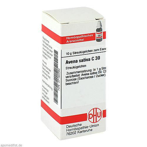 AVENA SATIVA C30, 10 G, Dhu-Arzneimittel GmbH & Co. KG