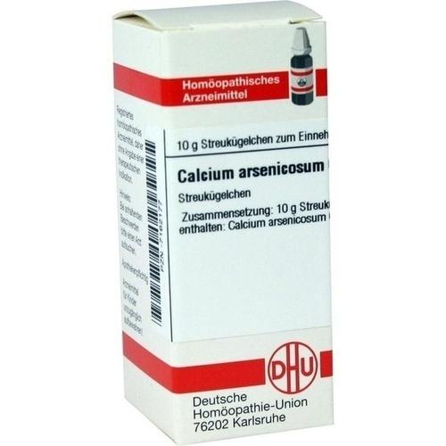 CALCIUM ARSENICOSUM C30, 10 G, Dhu-Arzneimittel GmbH & Co. KG