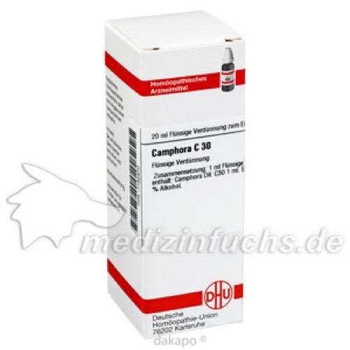 CAMPHORA C30, 20 ML, Dhu-Arzneimittel GmbH & Co. KG