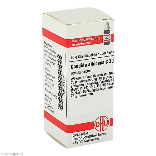 CANDIDA ALBICANS C30, 10 G, Dhu-Arzneimittel GmbH & Co. KG