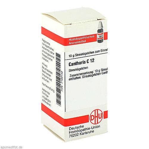 CANTHARIS C12, 10 G, Dhu-Arzneimittel GmbH & Co. KG