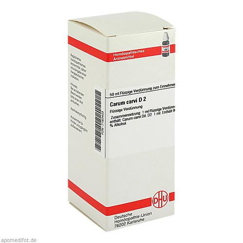 CARUM CARVI D 2, 50 ML, Dhu-Arzneimittel GmbH & Co. KG